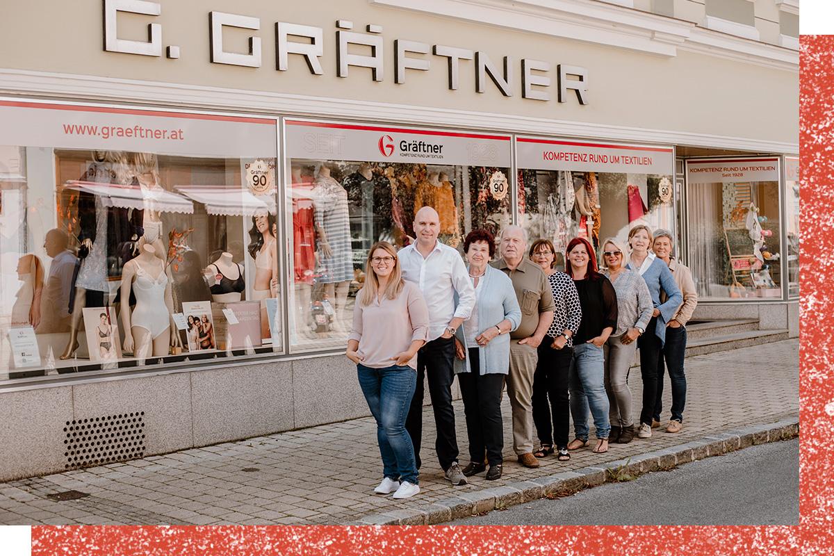 Gräftner Textil Neunkirchen